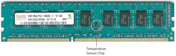 Temperature Sensor chip
