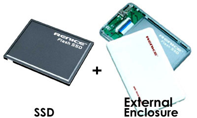SSD for MacBook Air